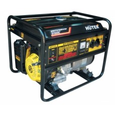 Электрогенератор DY5000L ручной стартер 4 кВт