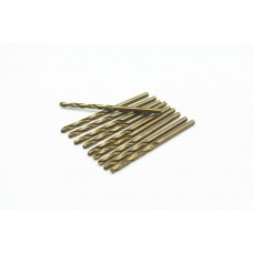 Сверло по металлу 3 мм, HSS (10 шт. в блистере)